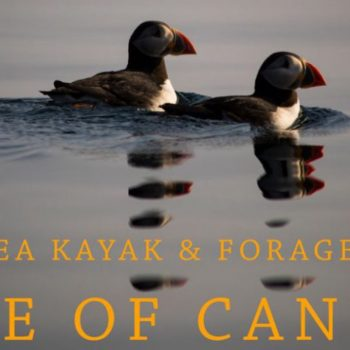 Click to explore our Canna  Paddling and Foraging Trip